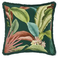 Pink Costa Rica Cotton Cushion