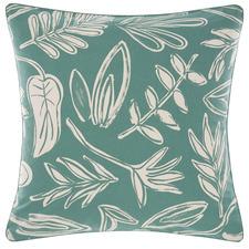 Sage Claude Cotton European Pillowcase