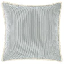 Indigo Zane Cotton European Pillowcase