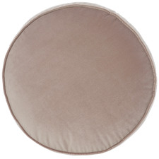 Toro Round Velvet Cushion