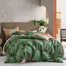 Livia Cotton Quilt Cover Set