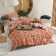 McKenzie Cotton Quilt Cover Set