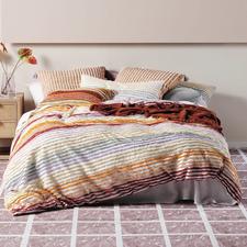 Frappe Nola Cotton Chenille Quilt Cover Set