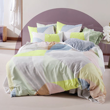 Otto Cotton Slub Quilt Cover Set