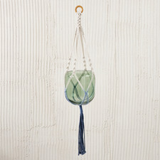 Sweetwater Cotton Pot Hanger