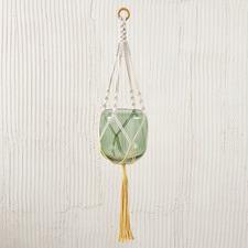 Sweetwater Cotton Pot Hanger
