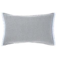 Teal Cavo Cotton Pillowshams (Set of 2)