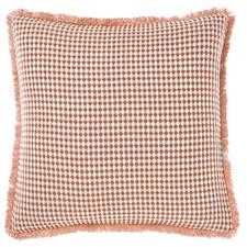 Paprika Cavo Cotton European Pillowcase