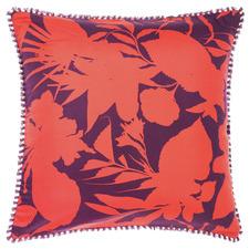 Nirvana Amethyst Cotton European Pillowcase