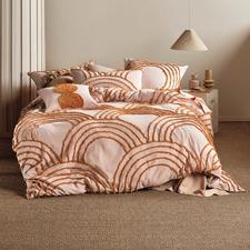 Rose Ojai Cotton Quilt Cover Set