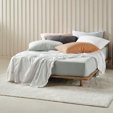 Flannelette Cotton Sheet Set