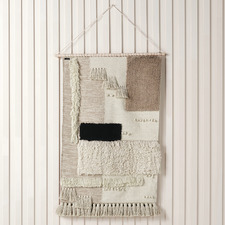 Arman Cotton Wall Hanging