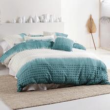 Reef Basque Cotton Quilt Cover Set