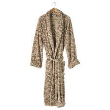 Tiger Plush One Size Robe
