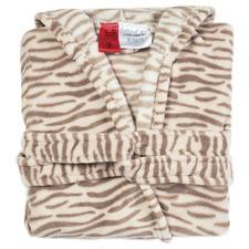 Tiger Kids Plush Robe