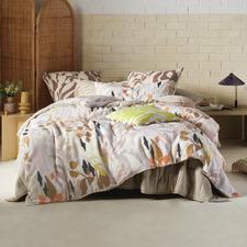 Bronte Cotton & Linen Quilt Cover Set