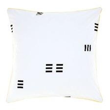 Black Triplicity European Pillowcase