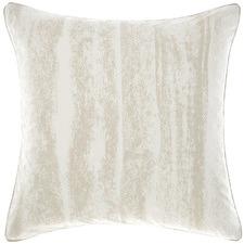 Taupe Terrain Cotton European Pillowcase
