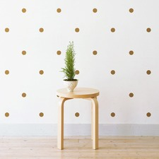 Midi Polka Dots Wall Decal