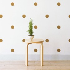 Large Polka Dots Wall Decal