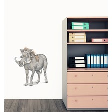 Warthog Wall Sticker