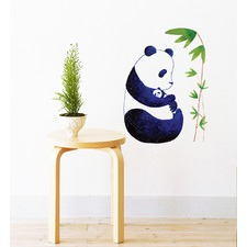 Mother & Baby Pandas Wall Sticker