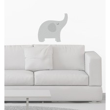 Spotty The Elephant Wall Sticker