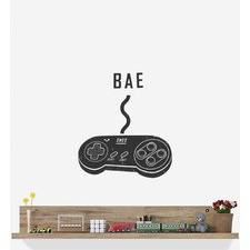 Gaming Controller Wall Sticker