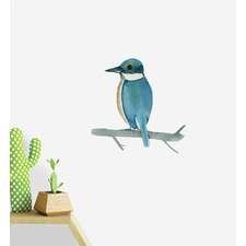 Sacred King Fisher Wall Sticker