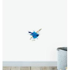 Bluebird Wall Sticker