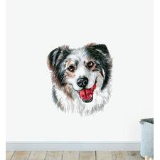 Australian Sheepdog Wall Sticker