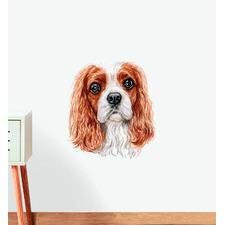 Cavalier King Spaniel Dog Wall Sticker