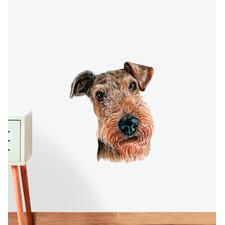 Welsh Terrier Dog Wall Sticker