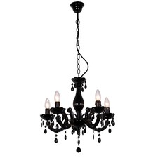 Elegant Design Chandelier 5 Light
