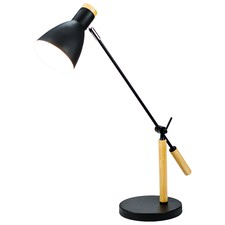 Scandinavian Style Adjustable Table Lamp