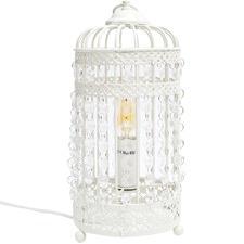 Pontoise  Wooden Tripod Table Lamp