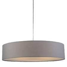 Montmorency 3 Light Metal Pendant