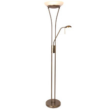 Reed Mother & Child LED Floor Lamp
