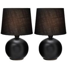 Bron Ceramic Table Lamp (Set of 2)