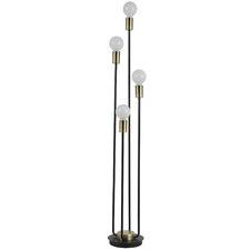 Vosges 4 Light Metal Floor Lamp