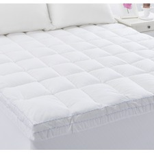 750GSM Memory Resistant Micro Ball Mattress Topper