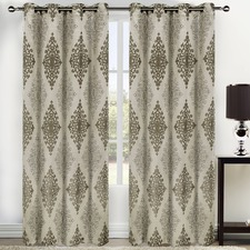 Dali Eyelet Curtains