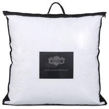 Brent Cotton European Pillows (Set of 4)