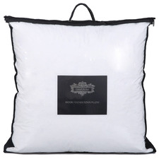 Brent Feather & Down European Pillows (Set of 4)
