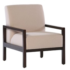 Conran Chair with Walnut Stain Arms
