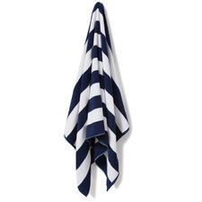 Cabana Navy & White Stripe