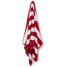 Cabana Red & White Stripe