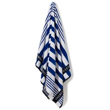 Marina Deluxe Cotton Velour Beach Towel