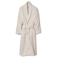 Natural Classic Cotton Terry Bathrobe