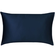 Indigo Beautysilks Standard Pillowcases (Set of 2)